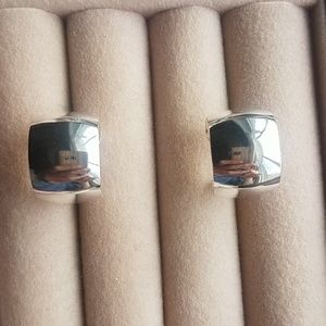 Jewelry - 3 for $10 - Sterling silver clip-on earrings